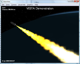 VESTA screenshot 2
